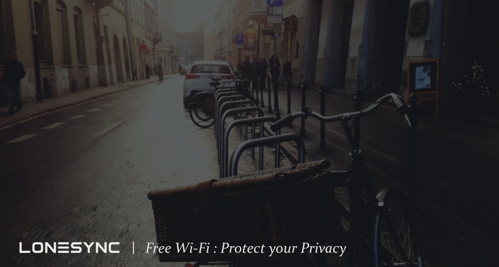 Free Wi-Fi – Protect Your Privacy