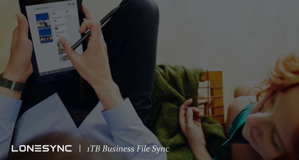 1TB Business file Sync
