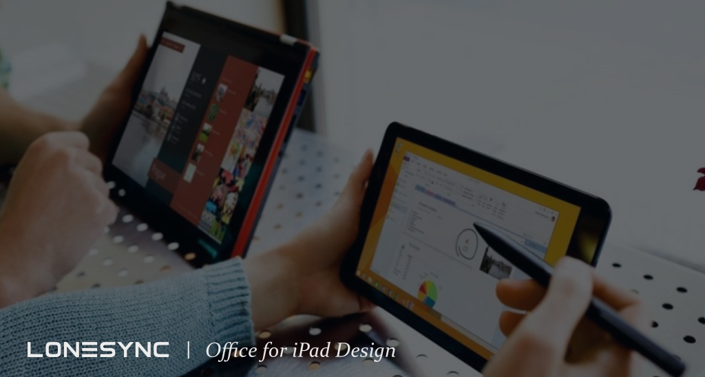 Office for iPad Design