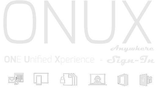 onux sign-in office 365