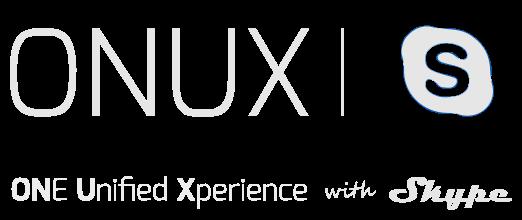 onux skype business