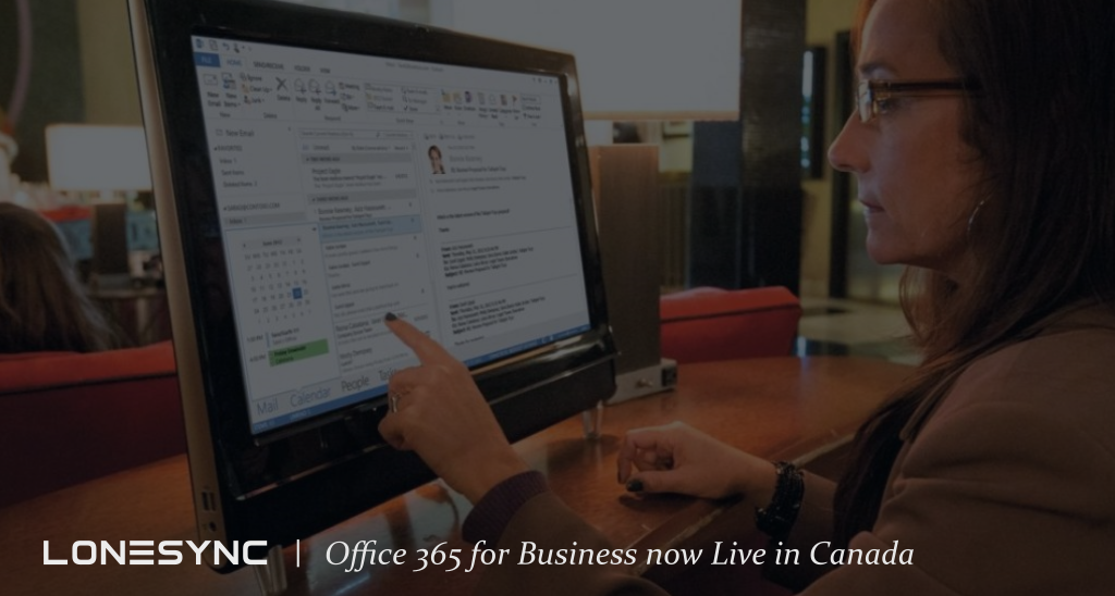 Office 365 Business is now Live in Canada