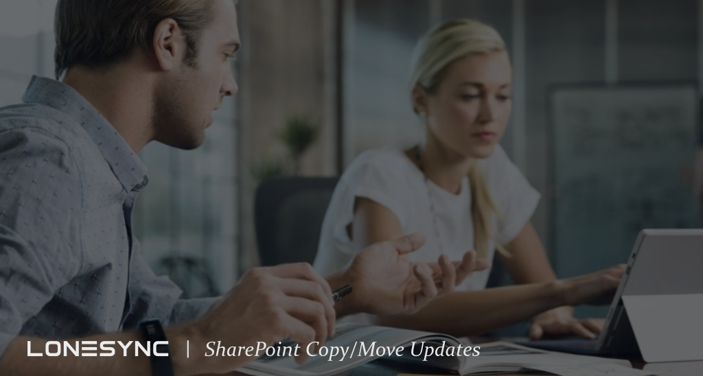New Copy/Move SharePoint Feature