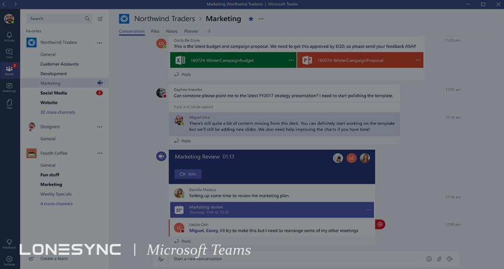 Microsoft Teams for O365