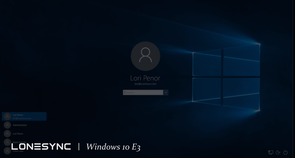 Windows 10 E3 Coming Soon