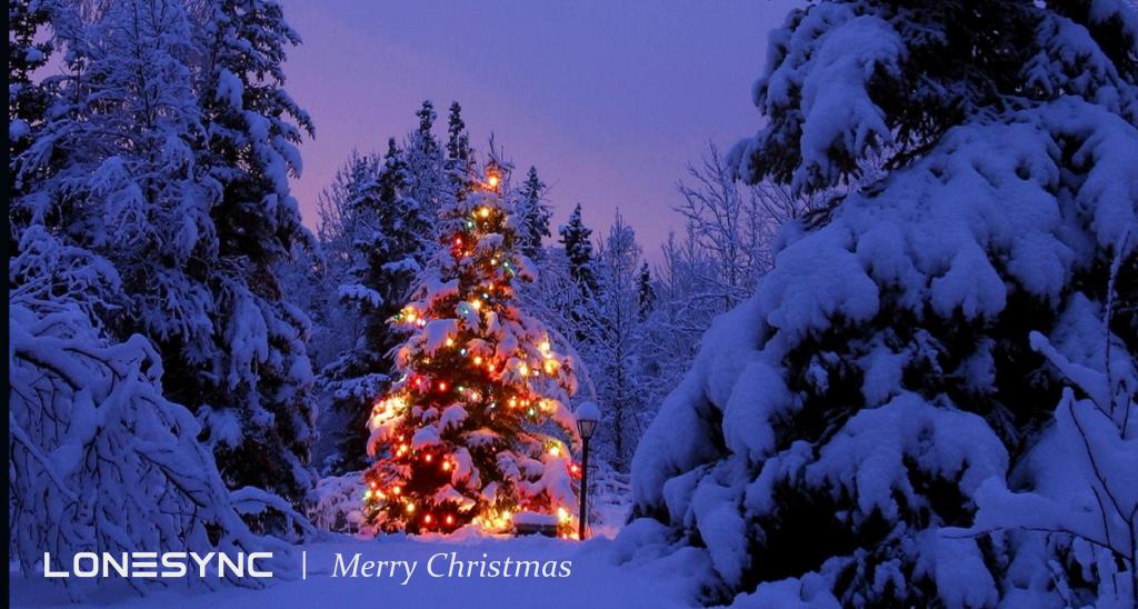 LoneSync Merry Christmas