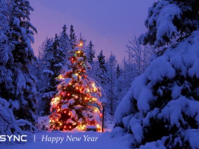 LoneSync Happy New Year