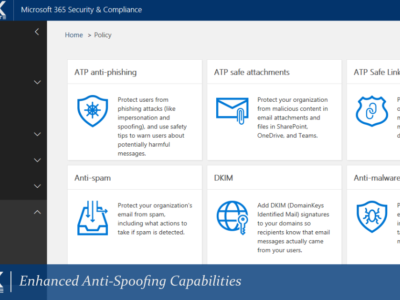 ONUX Suite Enhanced Anti-Spoofing Capabilities