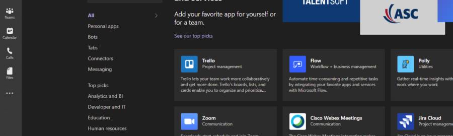 LoneSync ONUX Suite Office 365 Teams Feature